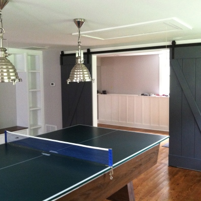 Game Room & Home Gym