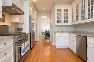 Custom Tedd Wood Kitchen